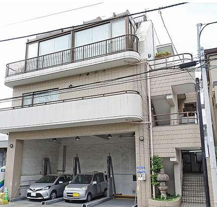 東京都目黒区【売建物全】中古マンション