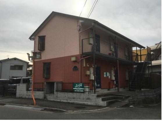 兵庫県尼崎市 (売建物全)1棟マンション