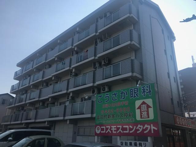 愛知県名古屋市(売建物全)1棟マンション