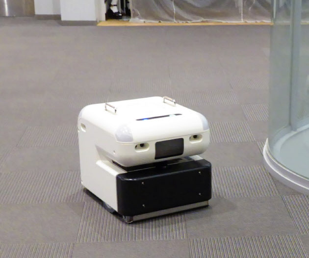 AIお掃除ロボット