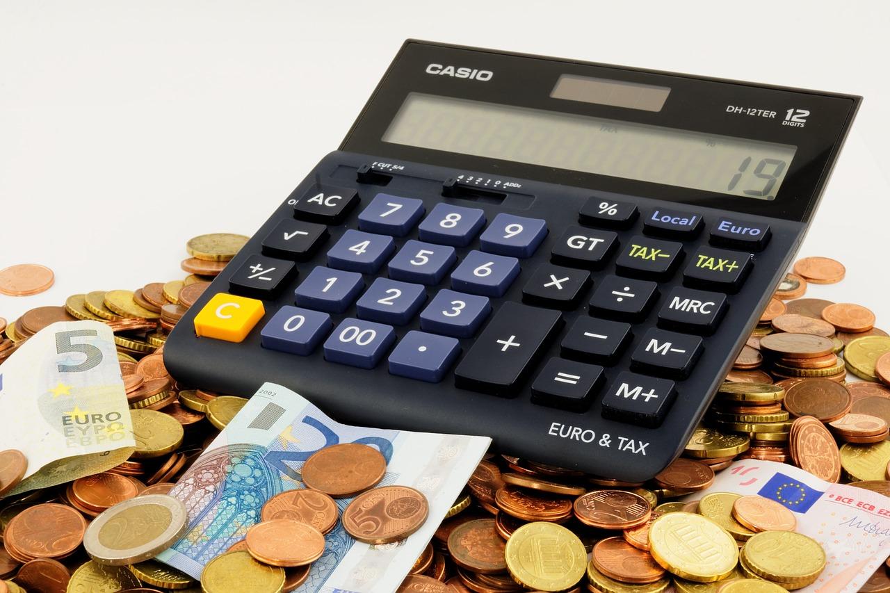 税率と消費額