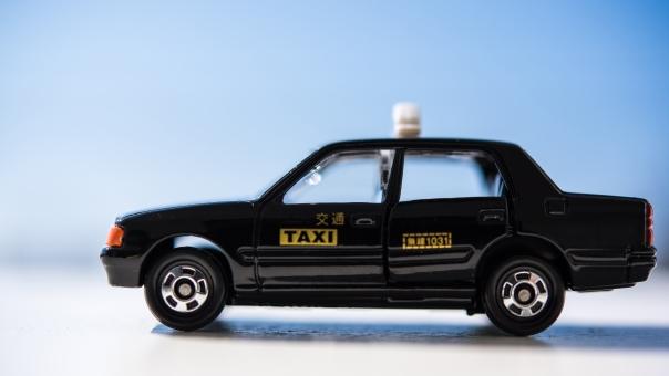 空飛ぶタクシー