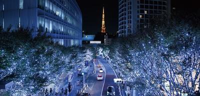 Roppongi Hills Christmas 2018 けやき坂 イルミネーション