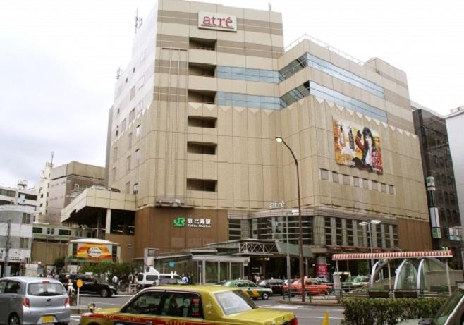 恵比寿の人気商業施設