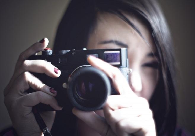 パノラマ写真撮影