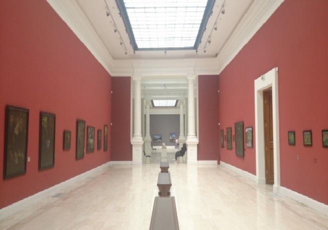 日本画専門美術館