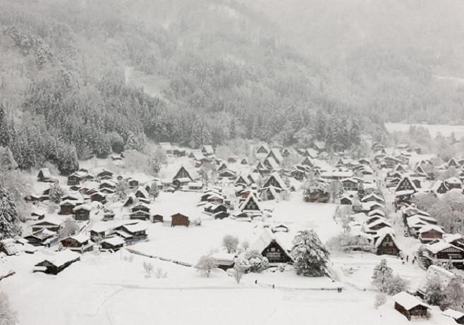 雪災について