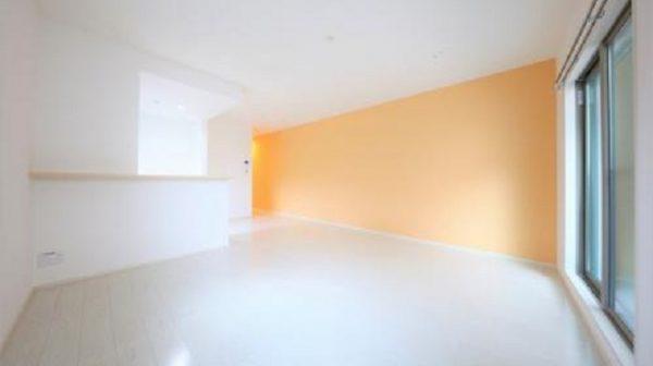 空室のお部屋の明るさ