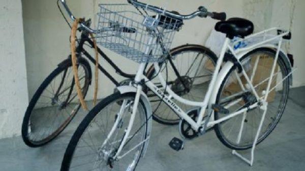 放置自転車の対策