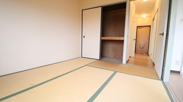 賃貸マンションの和室の魅力