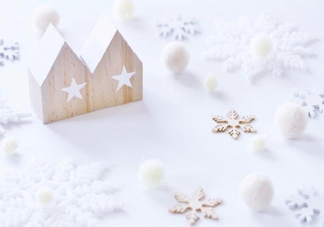 住宅の雪災について